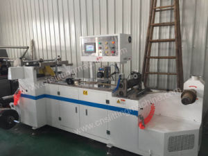 Shrink Label Glue Sealing Machine for PVC pictures & photos