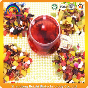 Blended Tea Organic Chinese Fruit Tea for Beauty pictures & photos