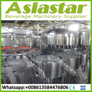 ISO9001 Certification Automatic Drinking Mineral Water Filling Monobloc Machine pictures & photos