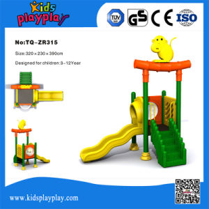 Childrens Commercial Outdoor Playground Slide pictures & photos