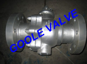 300lb ANSI Trunnion Mounted Ball Valve (GAQ47F) pictures & photos