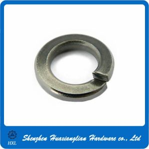 Stainless Carbon Steel Square Slotted Section Spring Washer for Screw pictures & photos