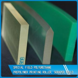 Special Field Polyurethane Prepolymer Printing Roller & Scraper Field pictures & photos