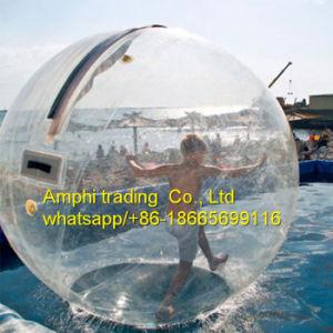 Inflatable Zorb Ball Games on Grass, Street, Ramp, Snow Field, Water Ball