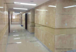 UV Marble PVC Line, UV Decorative Marble PVC Panel, UV Decorative Marble PVC Sheet pictures & photos