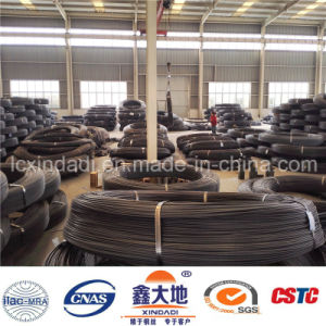 6.0mm Hot Sale Non-Alloy Drawn Wire PC Steel Wire pictures & photos