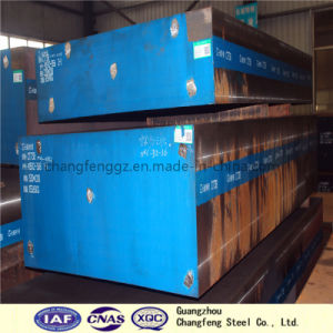 Forged 1.2738/P20+Ni/3Cr2NiMo Plastic Mould Steel Block Steel pictures & photos