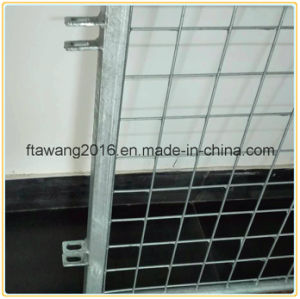 Galvanized Sheep Hurdles with Half Mesh pictures & photos