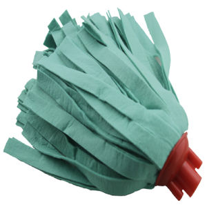 High Quality Needle Punched Nonwoven Fabric Mop Head pictures & photos