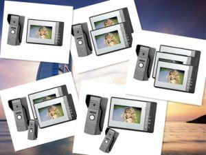 Home or Office Video Door Phone Door Bell with Intercom System pictures & photos