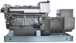 60Hz 6 Cylinders 250kVA Marine Generator pictures & photos
