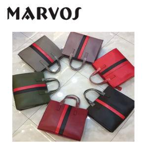 China Wholesale Leather Handbag / Lady′s Tote Handbag Ma1661 pictures & photos