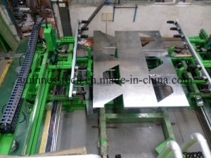 Automatic Door Edging (Fabric) Production Line pictures & photos