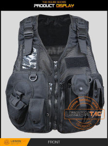 1000d Cordura Tactical Vest with Multi-Function Pouches pictures & photos