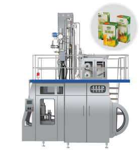 High Speed Filling Machine Automatic Labeling Machine for Pure Water Bottle pictures & photos