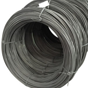 Black Annealed Steel Wire Swch10A for Standard Parts pictures & photos