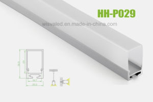 Hh-P029 LED Aluminum Profile for Haning Aluminum Profile pictures & photos