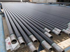 DIN30678 Polypropylene 3PP Anticorrosive Steel Pipe Oil/Gas Tube pictures & photos