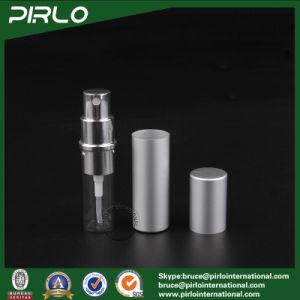 5ml Refillable Matte Silver Pocket Perfume Travel Spray Bottles Aluminum pictures & photos