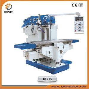 Heavy Cutting RAM Milling Machine X5750A for Ce Standard pictures & photos