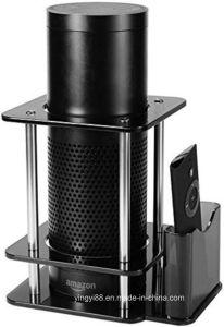 Hot Acrylic Speaker Stand for Alexa Amazon Echo pictures & photos