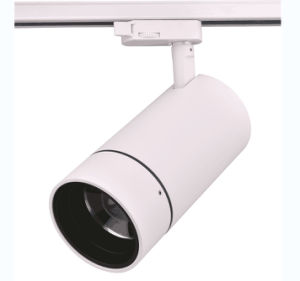 Shopping Mall Cylinder COB LED Track Spot Light (TR-6130) pictures & photos