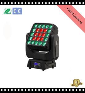 25PCS *10W RGBW 4in1 LED Matrix Moving Head