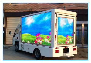 P10 SMD Advertising Mobile Truck and Trailer LED Video Screen pictures & photos