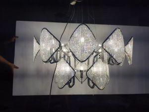 Home Modern Crystal Beads Decorative Lamp pictures & photos