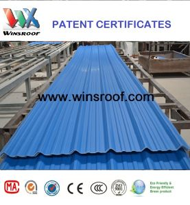 UPVC Roof Tile (Plastic Roof UPVC) pictures & photos