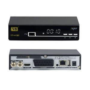 Freesat V8 Super HD DVB-S2 Satellite Receiver TV Box pictures & photos