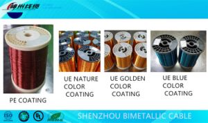 Manufacturer Wholesale Enameled CCA Wire 155class 0.42mm pictures & photos