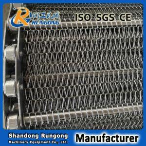 Metal Belt Conveyor, Wire Mesh Belt Conveyor pictures & photos