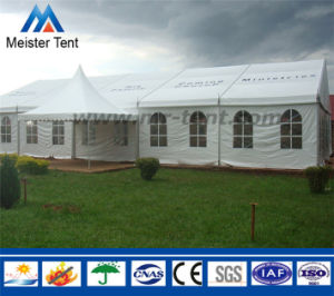 High Quality Outdoor Canvas Event Tent Marquee Wedding Party Tent pictures & photos