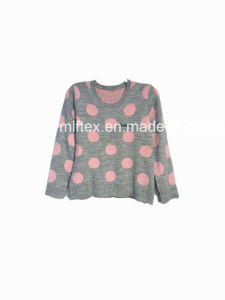 Knitting Round Neck Apparel for Women pictures & photos