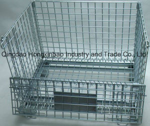 Workshop Warehouse Cage/Wire Mesh Container/Storage Cage pictures & photos