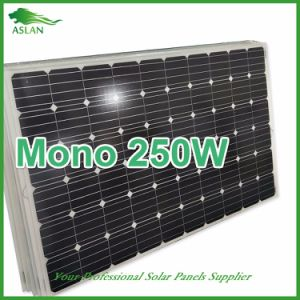 Competitive Price Monocrystalline Solar Panel Modules with High Quality pictures & photos