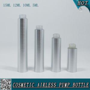 Silver Plastic Cosmetic Airless Eye Cream Spray Bottle Eye Cream Tube pictures & photos