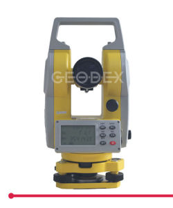Electronic Theodolite Dt-02 with Laser Plummet pictures & photos