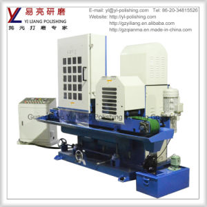 Aluminum and Zinc Board Plane Surfce Sand Belt Grinding Machinery pictures & photos