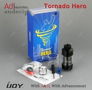 Ijoy Tornado Hero Rta & Sub Ohm Tank pictures & photos