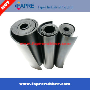 Oil-Resistant Black NBR Rubber Sheet pictures & photos