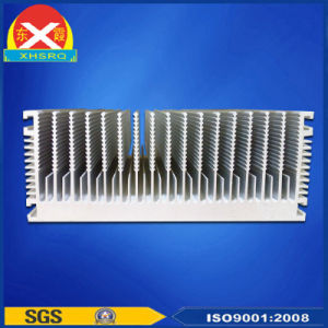Wind Aluminum Cooled Heatsink with SGS Authentication pictures & photos