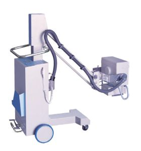 High Frequency Mobile X Ray Machine with Ce pictures & photos