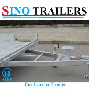 Australian Heavy Duty Car Carrier Trailers 3000kg pictures & photos
