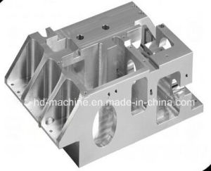 6061 Aluminum Milled Black Anodized Finish Box (Milling, Turning, drilling) pictures & photos