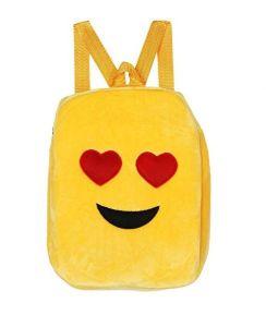 Bluester Cute Emoji Emoticon Shoulder Kids Children School Bag Backpack Satchel Rucksack Handbag pictures & photos