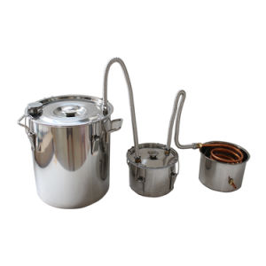 30L/8gal Water Alembic Home DIY Pure Water Distiller Brewing Kit pictures & photos