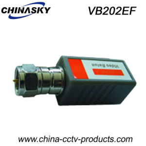 CCTV 1CH Passive Video Balun with Ce Approval (VB202EF) pictures & photos