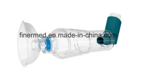 Medical Dose Inhaler Mdi Spacer pictures & photos